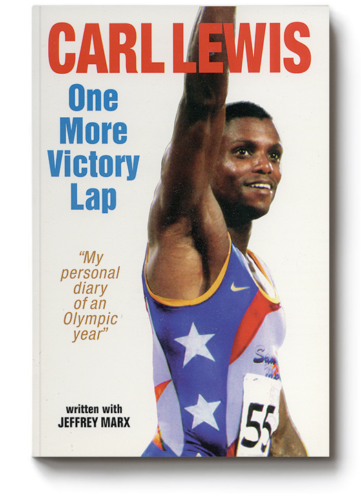 Carl Lewis One More Victory Lap