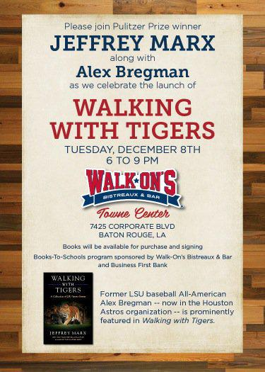 Jeffrex Marx Bregman Book Launch